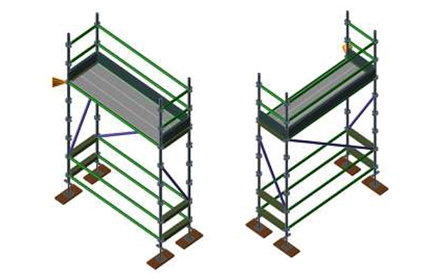 Kwikstage Scaffolding Packages
